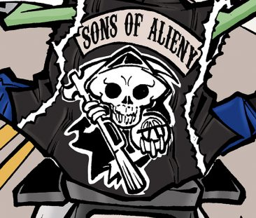 Sons of Alieny